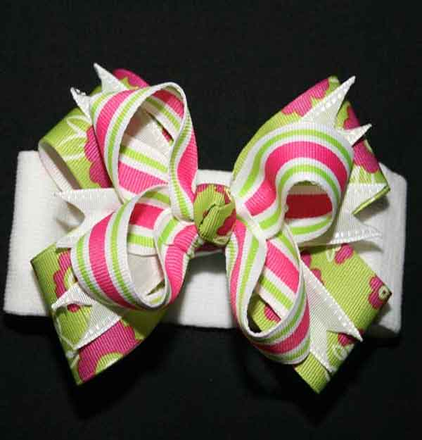Hair Bows, Barrettes and more..