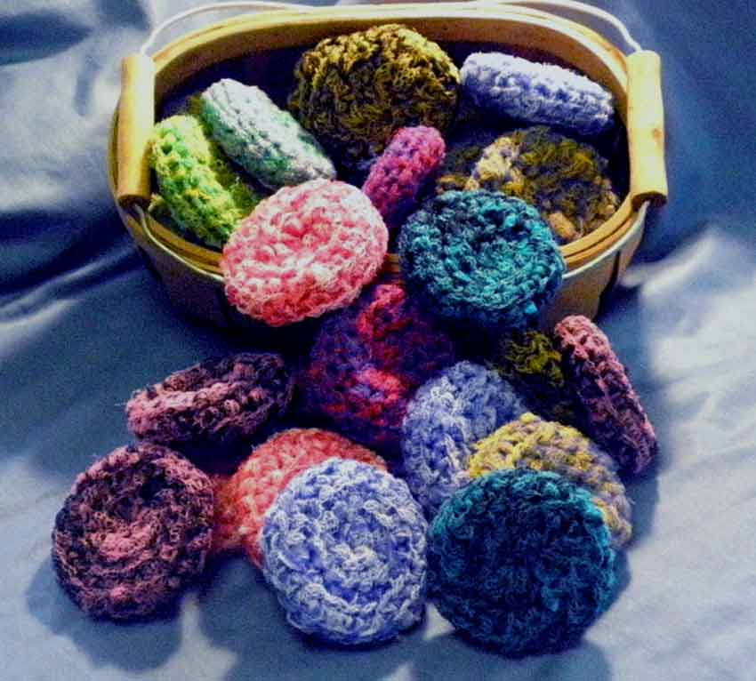 Kitchen Scrub Pads