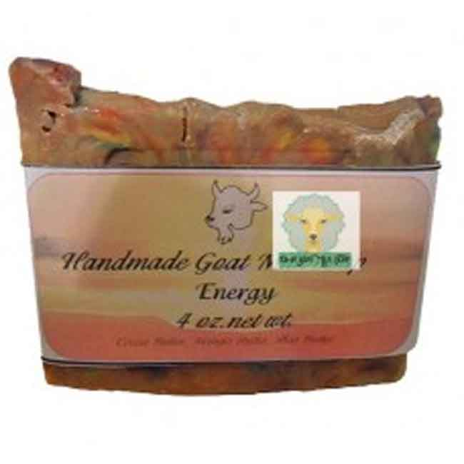 Handmade Energy Soap