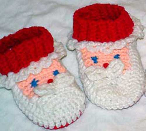 Santa Clause Slippers, Child